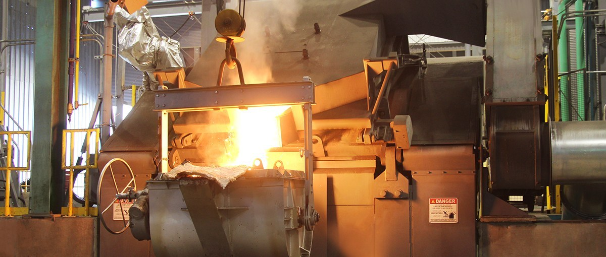 Inductotherm Heavy Steel Shell Furnaces