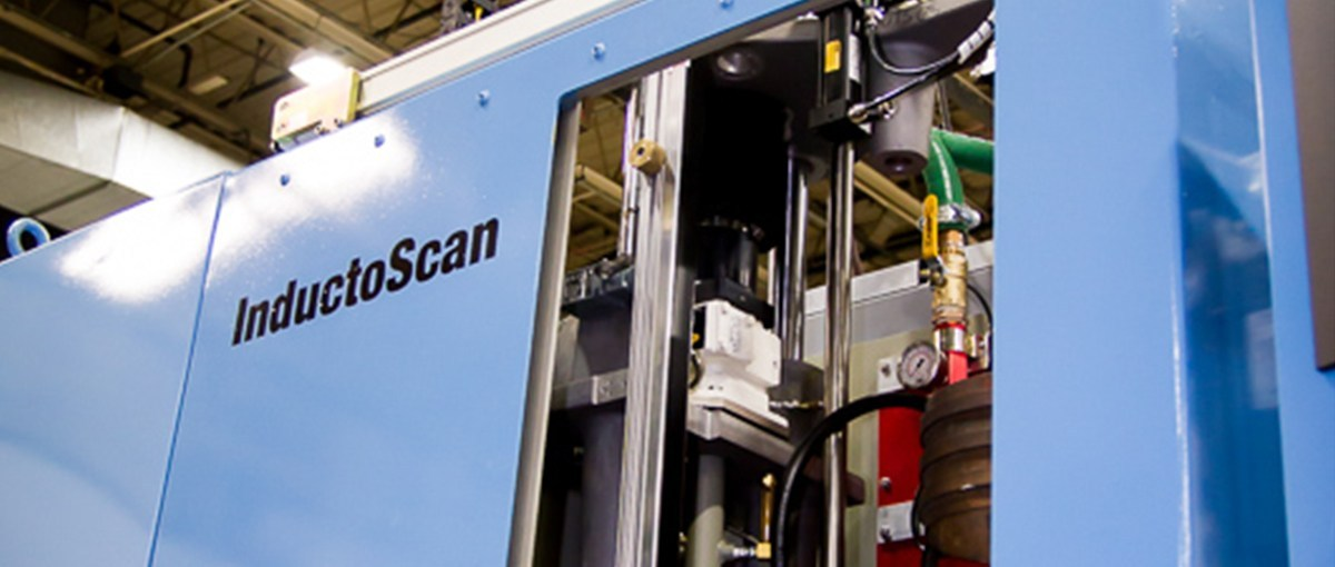Inductoscan™ Modular Scanning System